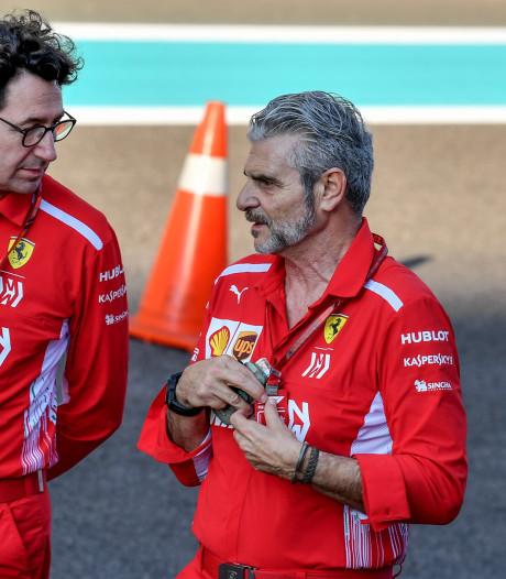 Ferrari ontslaat teambaas Arrivabene en kiest voor Binotto