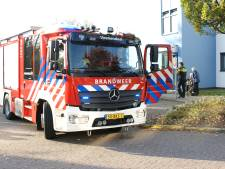 Brandje in seniorenflat in Veenendaal