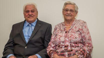 60 huwelijkskaarsjes voor Joannes en Maria