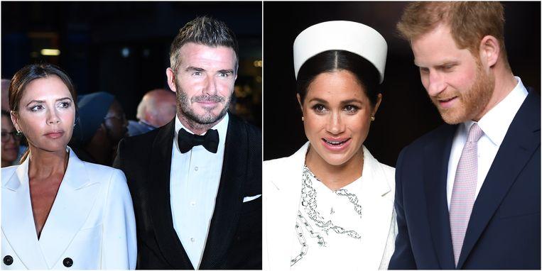 David Beckham is trots op prins Harry zijn beslissing.