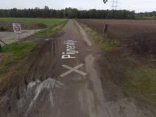 Pijnendijk blijft in Moergestel nog wel even stof opwerpen: asfalt in heroverweging