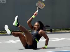 Serena Williams heeft drie sets nodig in Lexington