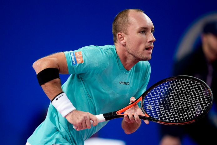 Steve Darcis arrivera à Wimbledon sans avoir gagné le moindre match sur gazon.