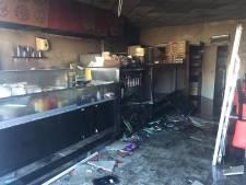 Turkse bakkerij Zuidhaven in Zevenbergen: geen brand- maar rookschade