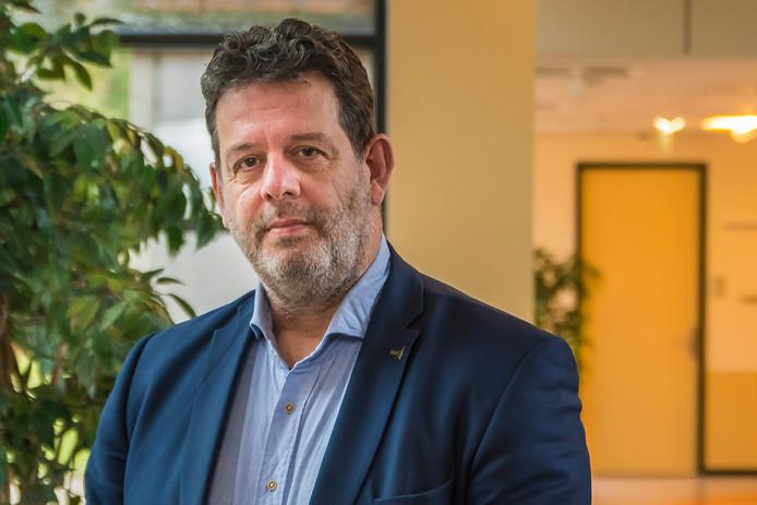 """Bestuurder Mark van Gestel van Roessingh vreest dat VGZ-cliënten niet meer terecht kunnen in het Enschedese revalidatiecentrum. """"Het gaat me aan het hart."""""""