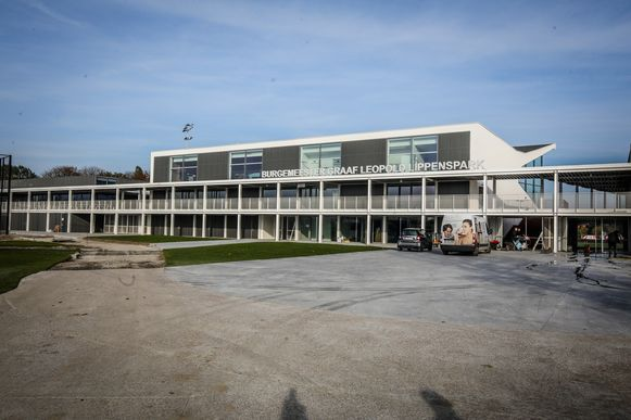 Het Burgemeester Graaf Leopold Lippenspark wordt de centrale plaats van het hele gebeuren