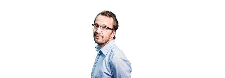 Pieter Klok artikel Column Beeld .
