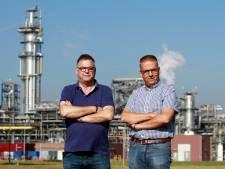 50 jaar Shell Moerdijk: 'Mijn fabriek stond in brand!'