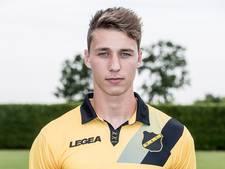 Zeeuws talent Klomp (19) moet vlieguren gaan maken bij FC Oss