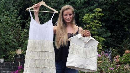 Jalina maakt festivaloutfit voor vriendinnen