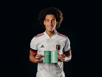 Witsel en co promoten zakwoordenboekjes voor anderstalige voetballertjes