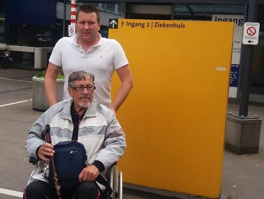 John Klink en Gert Timmerman.