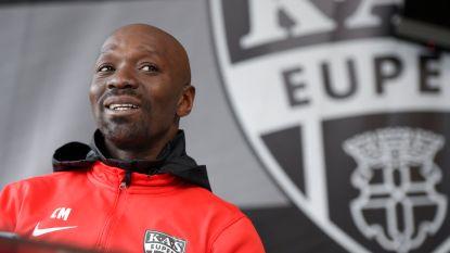 """Claude Makelele kwam, zag en redde Eupen: """"Niet iedereeen is zoals Zidane"""""""
