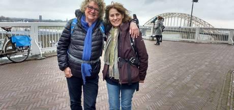 Velen komen voor pelgrimstocht naar Nijmegen