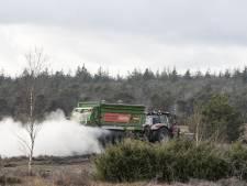Heidegrond Sallandse Heuvelrug minder zuur door Noors steenmeel en daar worden plant en dier blij van