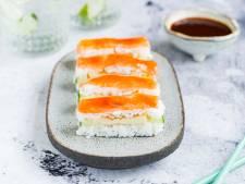 Het is vandaag sushidag (en zo maak je zelf lekkere)