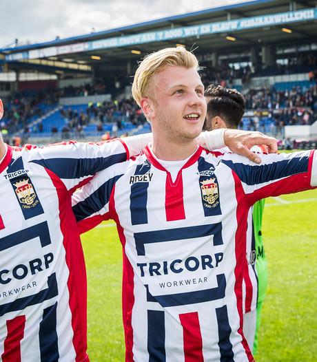 Willem II wint besloten oefenduel met Westerlo