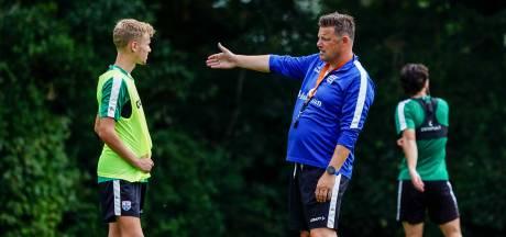 PEC Zwolle test nieuwe grasmat: vrijdag open training, zaterdag oefenwedstrijd tegen FC Utrecht