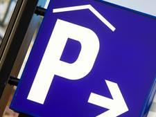'Parkeergarage onder Zuiderpark