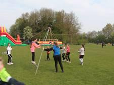 Koningsspelen sportieve aanloop naar meivakantie in Borculo