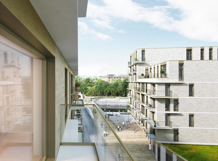 Met studio's, ruime flats en penthouses biedt Riva voor elk wat wils.