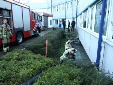 Wateroverlast bij ziekenhuis Adrz in Goes na gesprongen leiding