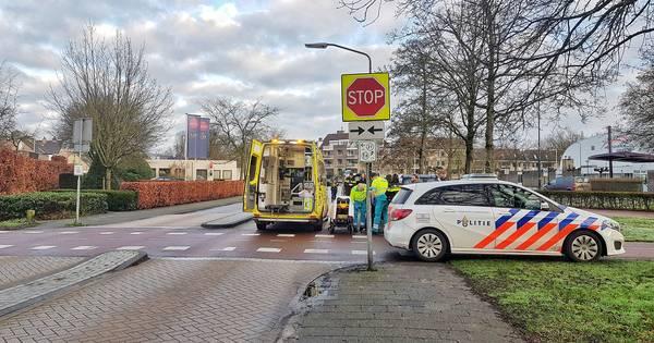 Weer fietser aangereden op beruchte kruising in Oisterwijk.