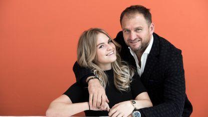 """Nakend vaderschap van Wout Bru zorgt voor breuk met dochter Lou: """"Natuurlijk heeft papa recht op een nieuw leven. Het probleem is die vrouw..."""""""