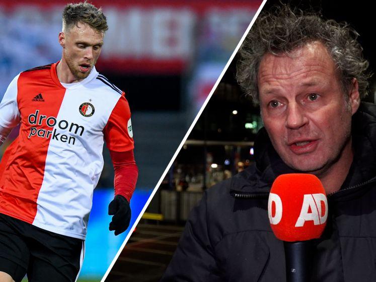 Mikos Gouka: 'Bij transfersom laat Feyenoord Jørgensen gaan'