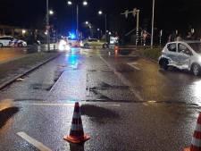 Tijdelijke verkeershinder in Almelo door ongeval
