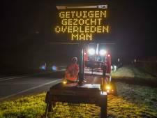 Politie hoopt op tips over dode man Oesterdam via digitale middelen
