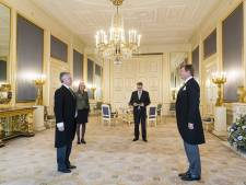 Berends is nu ook officieel de nieuwe baas van Gelderland