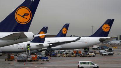 Vakbond roept op tot staking bij Duits cabinepersoneel Lufthansa in zomervakantie