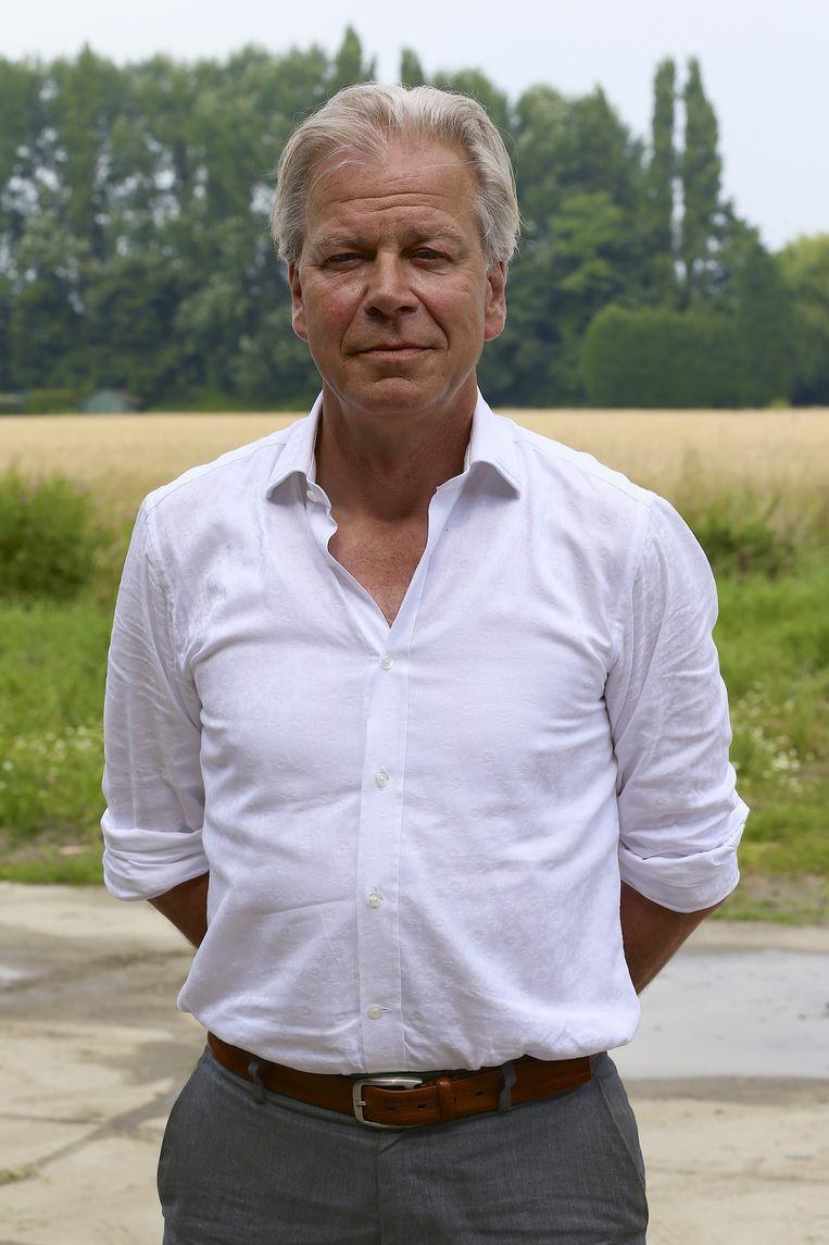 Gijs van de Westelaken, hij maakte de film over Theo van Gogh met vriend Theodor Holman. Beeld ANP
