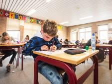 'Eindtoets basisschool naar voren gehaald'
