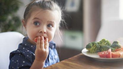 Zo leer je je kinderen groenten eten