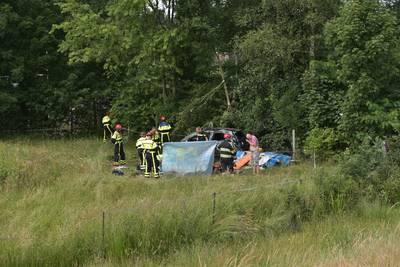 18-jarige bestuurder dodelijk ongeval A59 blijft langer vast