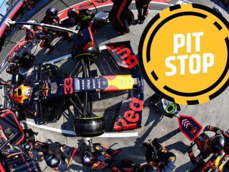 Pitstop   Alles over de tweede testweek in Barcelona: 'Max erg positief over nieuwe auto'