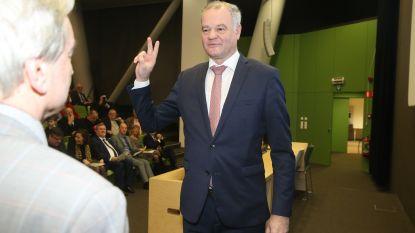 Filip Thienpont legt eed af als burgemeester Merelbeke