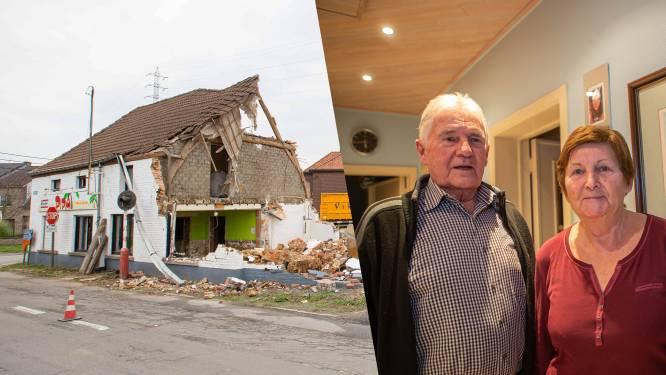 Legendarisch café Pipa tegen de vlakte: uitbaters Frans (81) en Madeleine (74) halen herinneringen met ons op