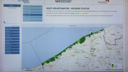 Druktebarometer aan kust al ruim 300.000 keer aangeklikt, dit weekend wordt 'donkergroen' verwacht