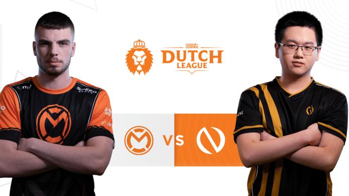 mCon Esports en Dynasty nemen het in de Dutch League voor de tweede keer tegen elkaar op.