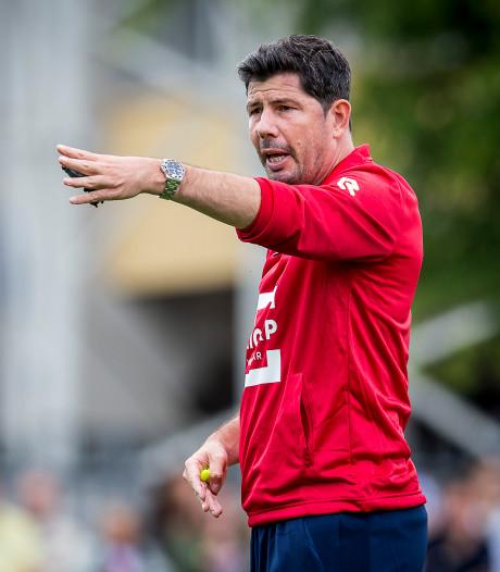 Voormalig Willem II-coach Erwin van de Looi nieuwe trainer Jong Oranje