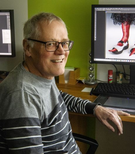 De magie van rode pepers in witte schoentjes, fotograaf Hubert van Mastrigt wint er mooie prijs mee