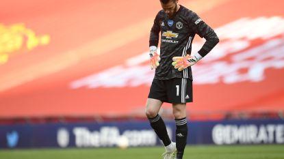 """Leicester-doelman Schmeichel neemt het op voor geplaagde De Gea: """"Kritiek is niet fair, geen enkele analist was doelman"""""""