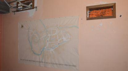 Kunstenaars Krasj schenken twee werken aan Ninove