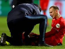 FC Twente gaat op zoek naar vervanger voor Cerny na zware blessure