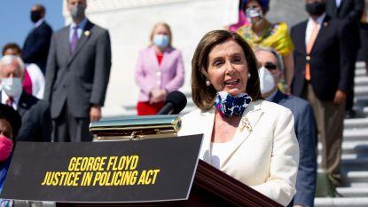 Huis van Afgevaardigden VS neemt wet politiehervorming aan