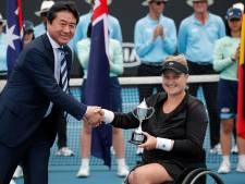 Dinxperlose Van Koot verliest ook tweede finale op Australian Open