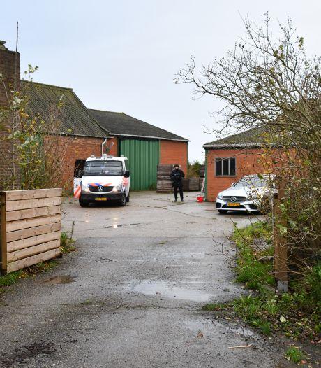 Groot drugslaboratorium ontdekt in Westdorpe, vijf arrestaties